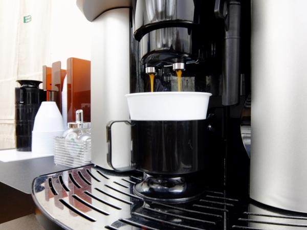 安いオフィスコーヒー 無料レンタルのサーバー