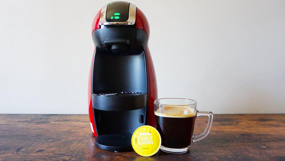 コーヒーは1杯ずつの淹れたてだから美味しい