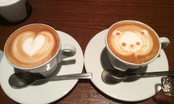 カフェオレ・カフェラテ・カプチーノ・カフェマキアートの違いとは?