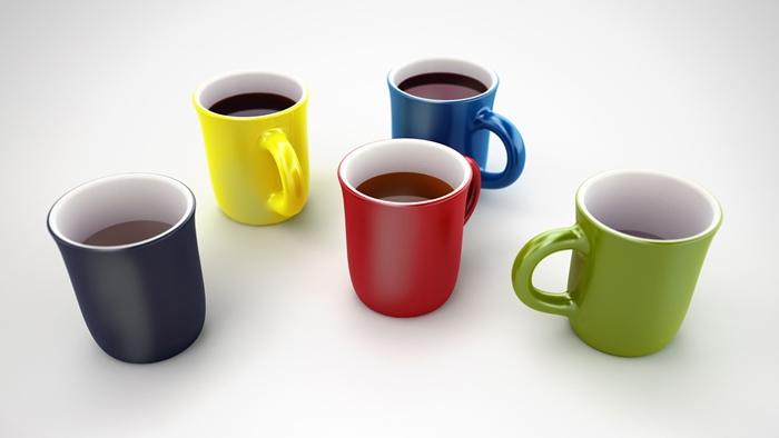 デミタスカップとエスプレッソカップの違いは? コーヒーカップの種類を紹介