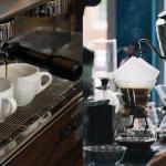 エスプレッソとドリップコーヒーの違い