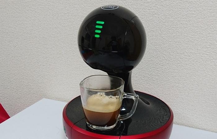 スペシャルティーコーヒー ルワンダ抽出完了