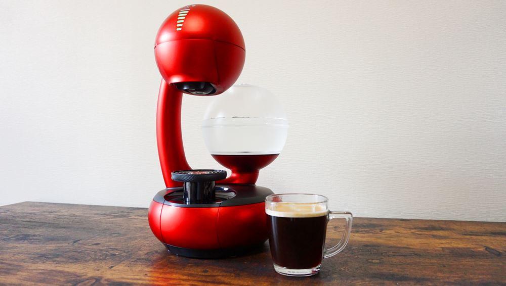 エスペルタの通常抽出モードで淹れたコーヒー